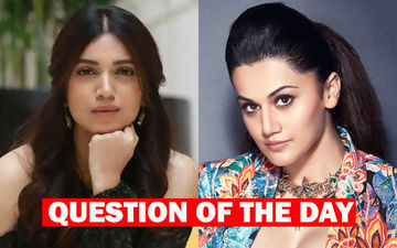 Is Bhumi Pednekar A Better Choice Than Taapsee Pannu To Play the Wife In Pati, Patni Aur Woh Remake?