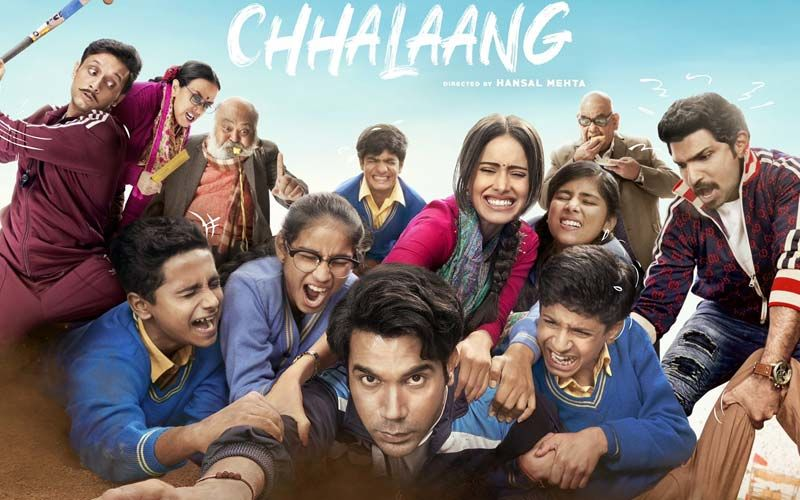Chhalaang Trailer: Rajkummar Rao- Mohammed Zeeshan Ayyub Fight For PT Teacher's Position And Nushrratt Bharuccha's Love In This Sports Comedy