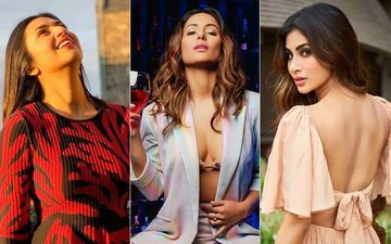 Divyanka Tripathi, Mouni Roy, Hina Khan- What Makes Them The Most Followed TV Celebs On Instagram