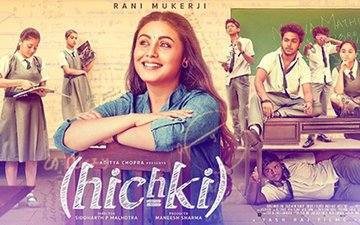 Hichki Weekend Box-Office Collection: Rani Mukerji's Comeback Vehicle Continues To Soar, Makes Rs 15.35 Crore