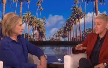Hillary Clinton Talks About The Monica Lewinsky Scandal On Ellen DeGeneres' Chat Show, 'Revisiting It Was Difficult'