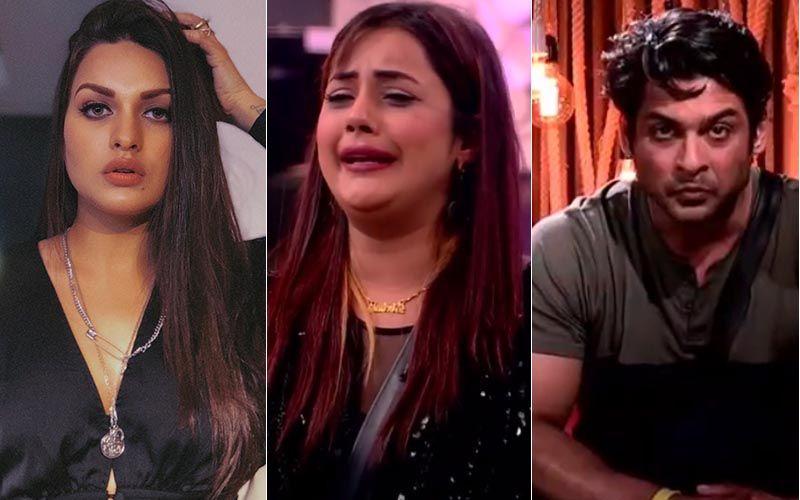 Bigg Boss 13: Himanshi Khurana's Heart Bleeds For Shehnaaz Gill, 'Aj Sana Dil Se Roi,' Asks Her Not To Trust Blindly
