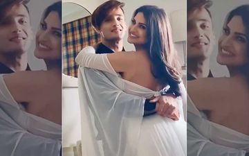 Himanshi Khurana Misses Boyfriend Asim Riaz; Shares INTIMATE TikTok Videos Where They Can't Take Hands Off Each Other