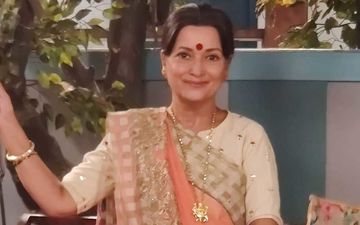 After Recovering From COVID-19, Veteran Actor Himani Shivpuri Resumes Happu Ki Ultan Pultan Shoot; Shares Pic From The Sets