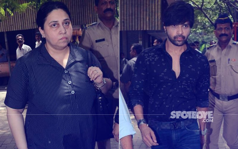 DIVORCED: Himesh Reshammiya Ends 22-Year-Old Marriage To Komal