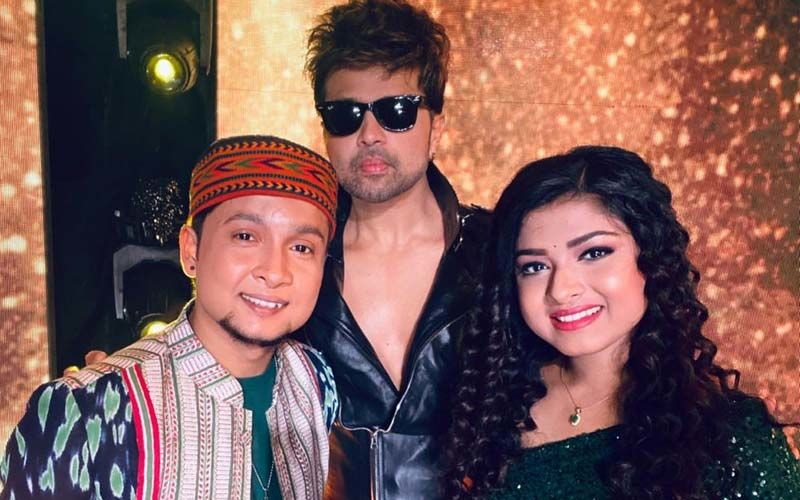 Himesh Reshammiya To Launch Indian Idol 12 Contestants Pawandeep And Arunita With The First Song Of His New Album- Moods With Melodies
