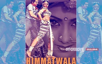 Sridevi's 1ST Big Splash Himmatwala's 35TH Anniversary Today! Disobeyed My Mom To See This Film!!
