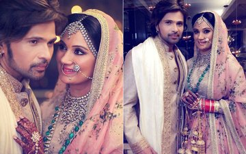 Just Married: Himesh Reshammiya & Sonia Kapoor Are Now Man & Wife