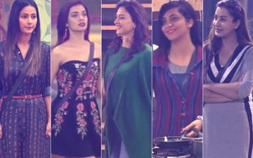 BEST DRESSED & WORST DRESSED Of The Week In Bigg Boss House: Hina Khan, Divya Agarwal, Gauri Pradhan, Arshi Khan Or Shilpa Shinde?