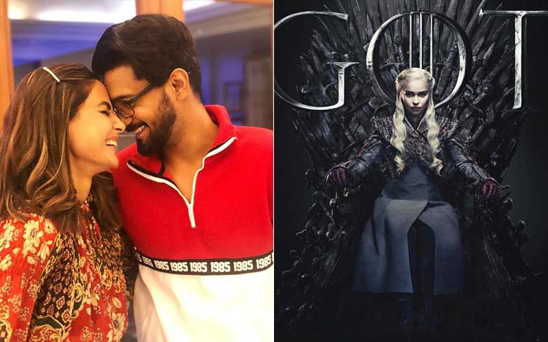 Hina Khan Waited For 3 Days To Watch Game Of Thrones Season 8 Premiere, Thanks To BF Rocky!