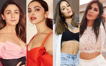 Sexiest Asian Women 2019: Hina Khan Beats Katrina, Joins Deepika Padukone And Alia Bhatt To Share Top Honours
