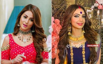 हिना खान के शो कसौटी ज़िंदगी की 2 छोड़ने की खबर पर अभिनेत्री पूजा बनर्जी ने की बातचीत