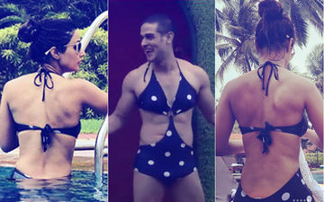 Priyank Sharma Wants To Wear Hina Khan's Monokini Again!