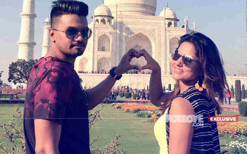 """Hina Khan's Boyfriend Rocky DECLARES, """"We Don't Need To Keep Our Relationship Under Wraps Anymore"""""""