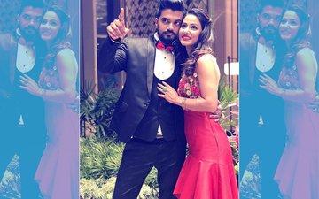 IN PICS: Here's What Hina Khan & Her Boyfriend Rocky Are Doing In Sri Lanka