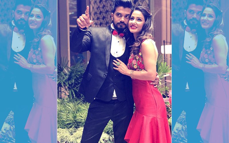 IN PICS: Here's What Hina Khan & Her Boyfriend Rocky Are Doing In Sri Lanka