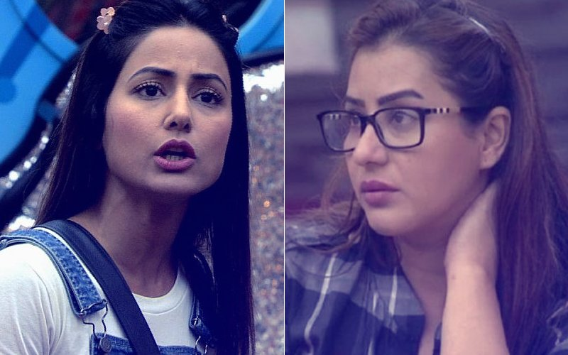 """""""Deal With It Or Deal Out"""", Hina Khan Blasts Shilpa Shinde's Fans For Initiating #QuitTwitterHinaKhan"""