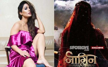 Hina Khan Finalised For The Fourth Part Of Naagin? Actress Reacts!