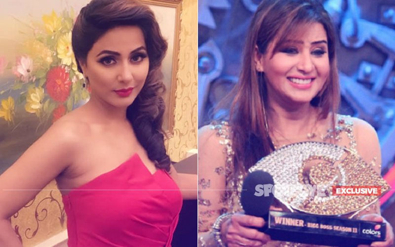 Here's How Hina Khan Beat Shilpa Shinde in Bigg Boss 11