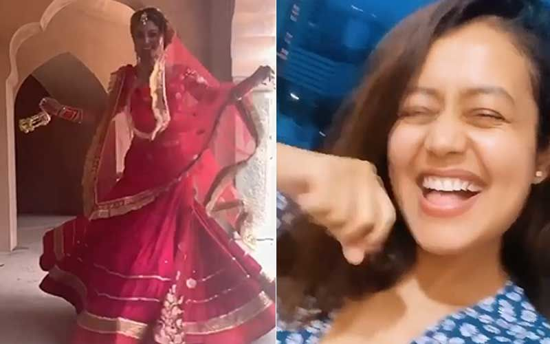 Neha Kakkar And Hina Khan Share Stunning Videos While Trying New Instagram Feature Reel Videos