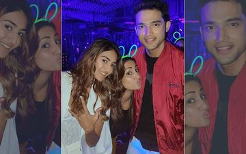 Kasautii Zindagii Kay 2: Parth Samthaan Isn't Pleased With Hina Khan As She Photobombs His And Erica Fernandes' Picture