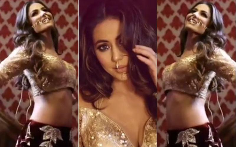हिना खान का लेटेस्ट फोटोशूट देख आपकी आंखे चमक उठेगी, देखिए वीडियो