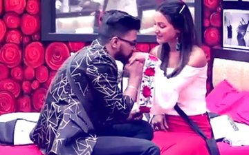 Hina Khan & Rocky Jaiswal's Sizzling Chemistry On Nach Baliye?