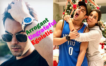 Hina Khan's Fans Attack Luv Tyagi; Call Him  'Arrogant, Ungrateful, Egoistic'  For Breaking Ties With Her And Priyank Sharma