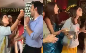 Hina Khan's Last Day On Kasautii Zindagii Kay 2 Set: Farewell Videos
