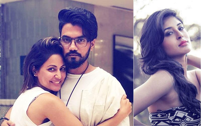 हिना खान के बॉयफ्रेंड रॉकी जैसवाल ने एक्स-गर्लफ्रेंड कृतिका कामरा को भेजा ये मैसेज
