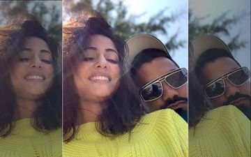 Hina Khan's Sun- Kissed Pictures With Beau Rocky Jaiswal Are Pure Bliss
