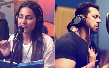 WATCH: Hina Khan Croons Salman Khan's 'Main Hoon Hero Tera'