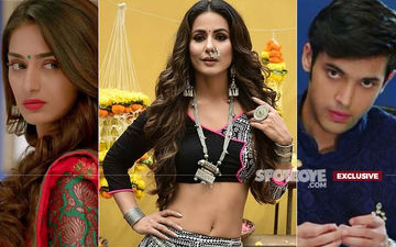Hina Khan Shoots Her First Scene As Komolika In Kasautii Zindagii Kay, Here Are The Details