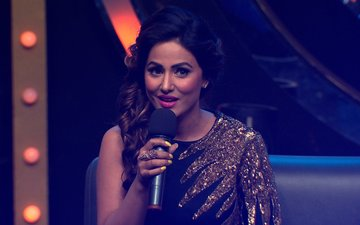 Hina Khan Sings 'Ajeeb Dastan Hai Yeh'; Perfect Tribute To Her Journey In Bigg Boss 11