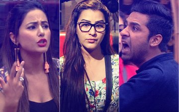 Hina Khan TAUNTS Shilpa Shinde, Puneesh Sharma DEFENDS Her