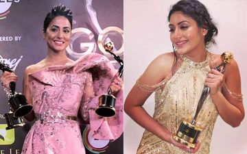 Gold Awards 2019 Winners List: Hina Khan, Erica Fernandes, Surbhi Chandna Among Others Bag The Top Honours