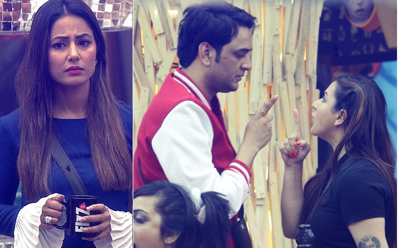 Bigg Boss 11, Day 8: Hina Khan, Vikas Gupta & Shilpa Shinde FIGHT Over Eggs
