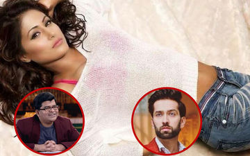 "Hina Khan Vs Filmfare Editor, Chandivali Controversy: ""It's Not Your Fault Alone"", Writes Nakuul Mehta To Jitesh Pillaai"