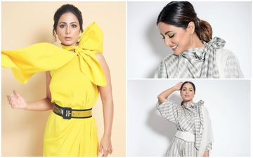 FASHION CULPRIT OF THE DAY: Hina Khan, Why So Knotted?