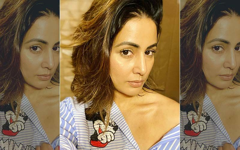Hina Khan Dedicates A Lengthy Post About 'Karma' To Someone Who Was Extremely Cold To Her For Years, Who Is She Hinting At?
