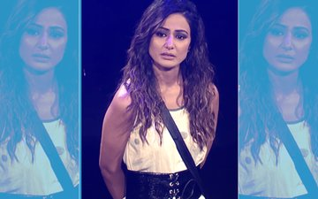 Bigg Boss 11 Contestant Hina Khan Is Feeling EMOTIONAL. Here's Why...