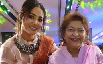 Saroj Khan Demise: Hina Khan Mourns The Loss And Shares Picture From Their Last Meeting; Says, 'Can't Forget How Much You Adored Me'