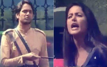 SHOCKING: Vikas Gupta Asks Hina Khan To STEP ON His Mother's Photo & TEAR It To Bits!