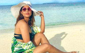 Hina Khan To Welcome A Baby Into Her Life; Gushes Over The Cutest Customised Baby Bassinet – VIDEO Inside