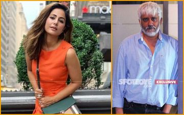"""""""Hina Khan Is Cut Out For Bollywood,"""" Says Vikram Bhatt After The First Day Of Shoot With Actress- EXCLUSIVE"""