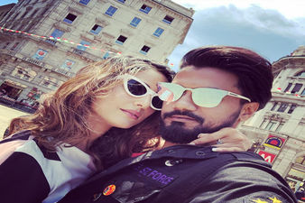 Hina Khan And Boyfriend Rocky Jaiswal Enjoy A Romantic Vacaction In The US; Posts A Lovely Video With An Adorable Caption