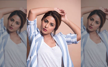 Hina Khan Is On A Roll; All Set To Make Her Digital Debut With A Web Show Named Damaged 2