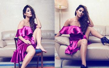 Komolika's Swag: Kasautii Zindagii Kay 2's Hina Khan Goes Bold For New Photo Shoot