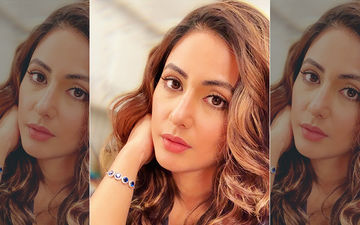 Hina Khan Is Simply Glowing In These Unfiltered Pictures And We're Mesmerized By Her Beauty!