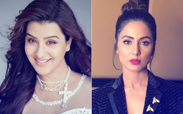 Shilpa Shinde Has An Epic Reaction To Hina Khan Playing Komolika In Kasautii Zindagii Kay 2